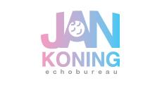 Jan Koning echobureau logo