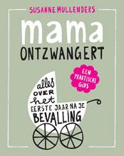 mama ontzwangert cover boek
