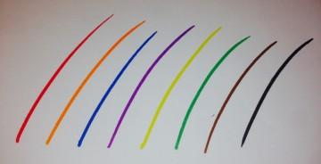 Crayola stiften