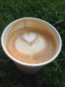 Koffie Sonsbeekmarkt Arnhem