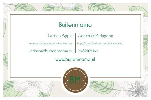 Buitenmama - Larissa Appel - Arnhem