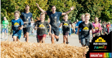 Mud Masters Burgers Zoo Obstale Run afbeelding