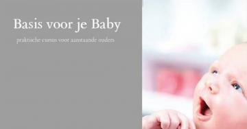Afbeelding cursus Basis voor je baby